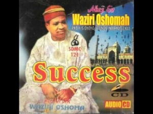 Waziri Oshomah - Every Successful Man